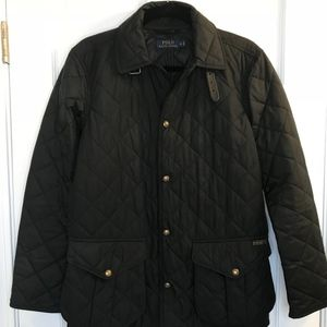 POLO Quilted Barn Jacket